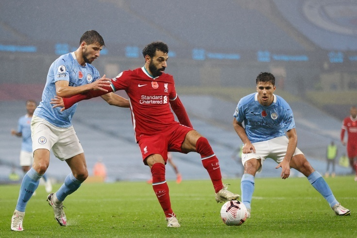 Manchester City 1 - 1 Liverpool Highlights Video