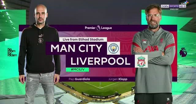 Manchester City 1 - 1 Liverpool Highlights Video40
